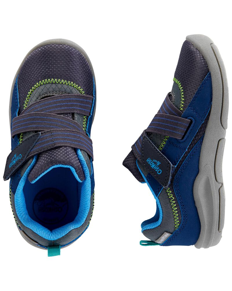 Athletic Bump Toe Sneakers, , hi-res