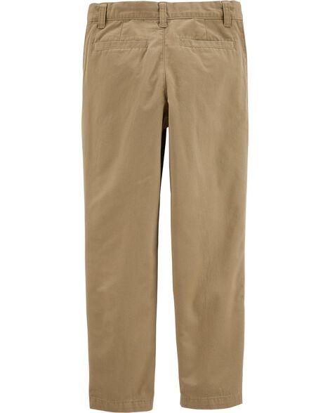 Twill Pants
