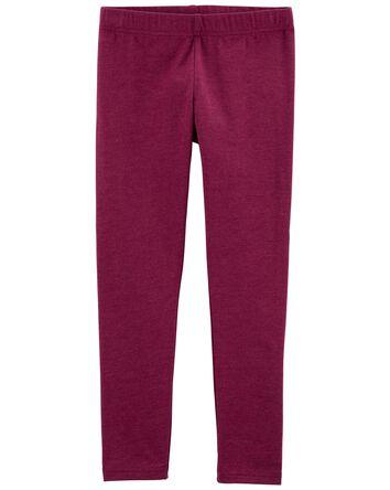 Purple Leggings