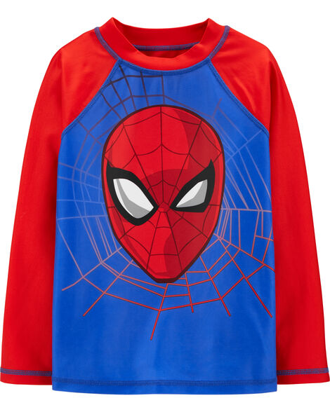 Maillot dermoprotecteur Spiderman