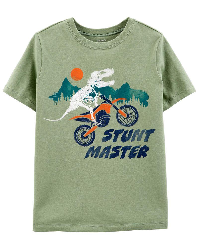 Dinosaur Bike Jersey Tee, , hi-res