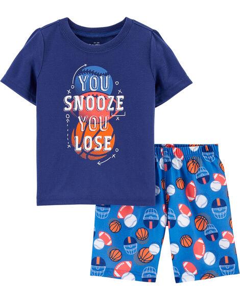 Pyjama sport