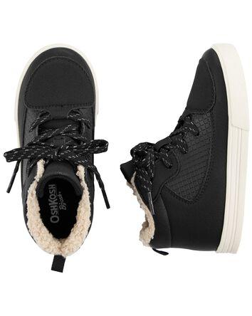 Chaussures de coupe haute doublées...