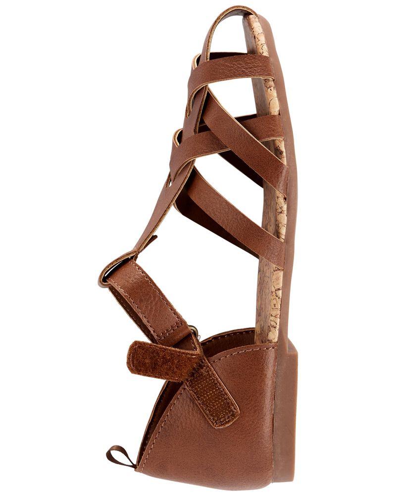 Sandales tissées, , hi-res