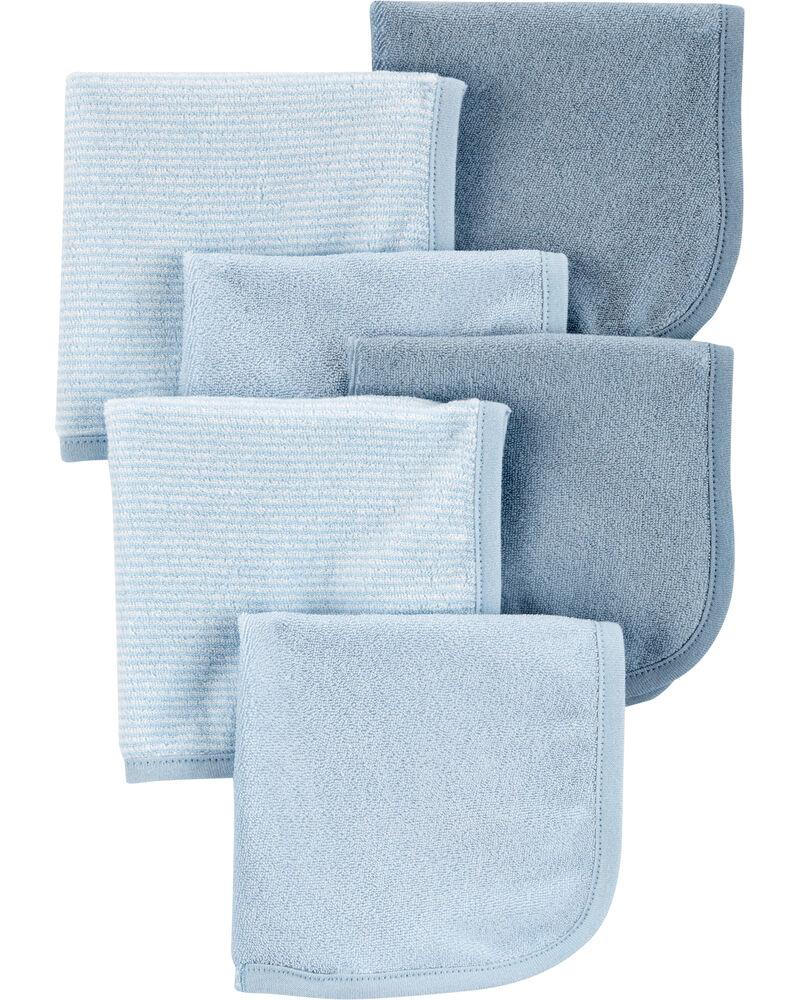 6-Pack Washcloths, , hi-res