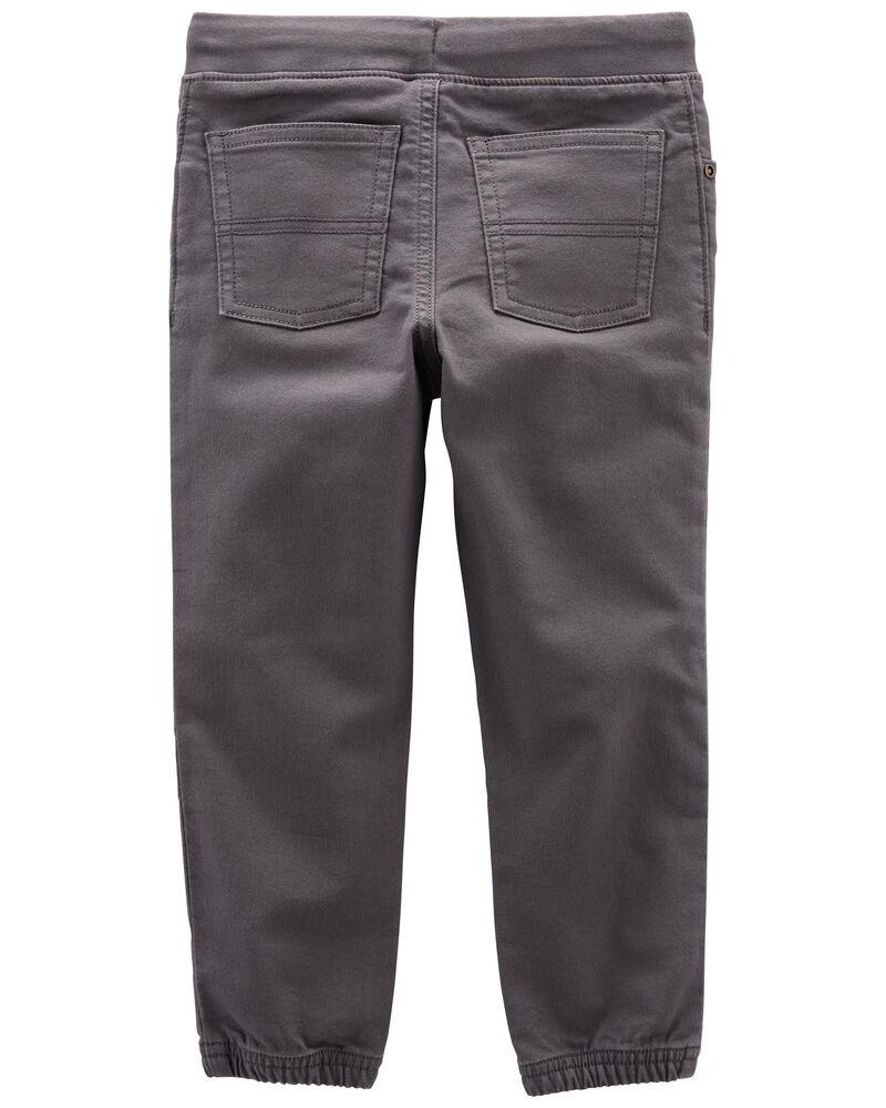 Pantalon de jogging tissé, , hi-res