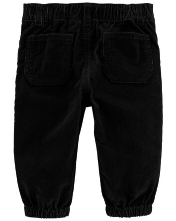 2-Piece Sweater & Corduroy Pant Set