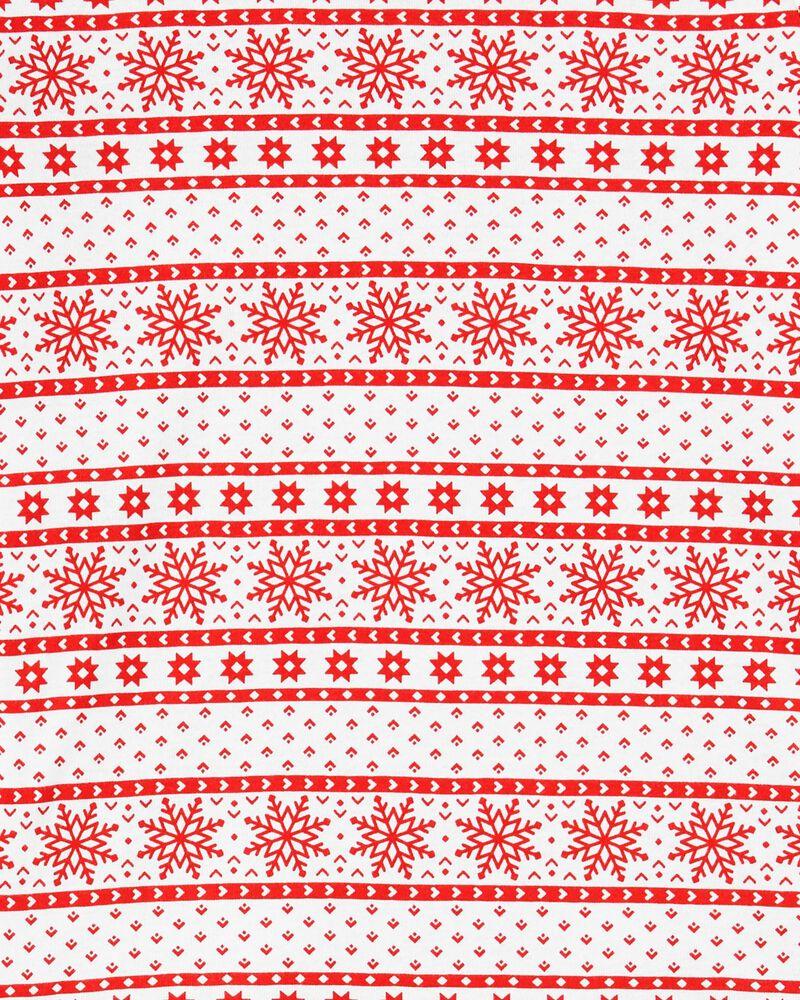 2-Piece Adult Holiday 100% Snug Fit Cotton PJs, , hi-res