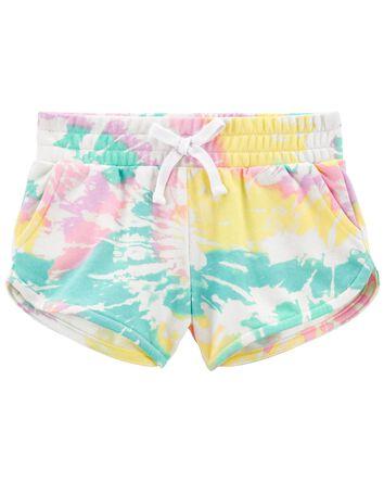 Tween Tie-Dye Shorts