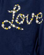 Floral Love Jersey Tee, , hi-res