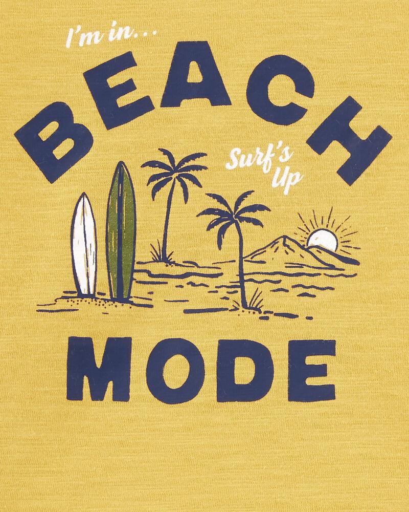 3-Piece Beach Mode Little Short Set, , hi-res
