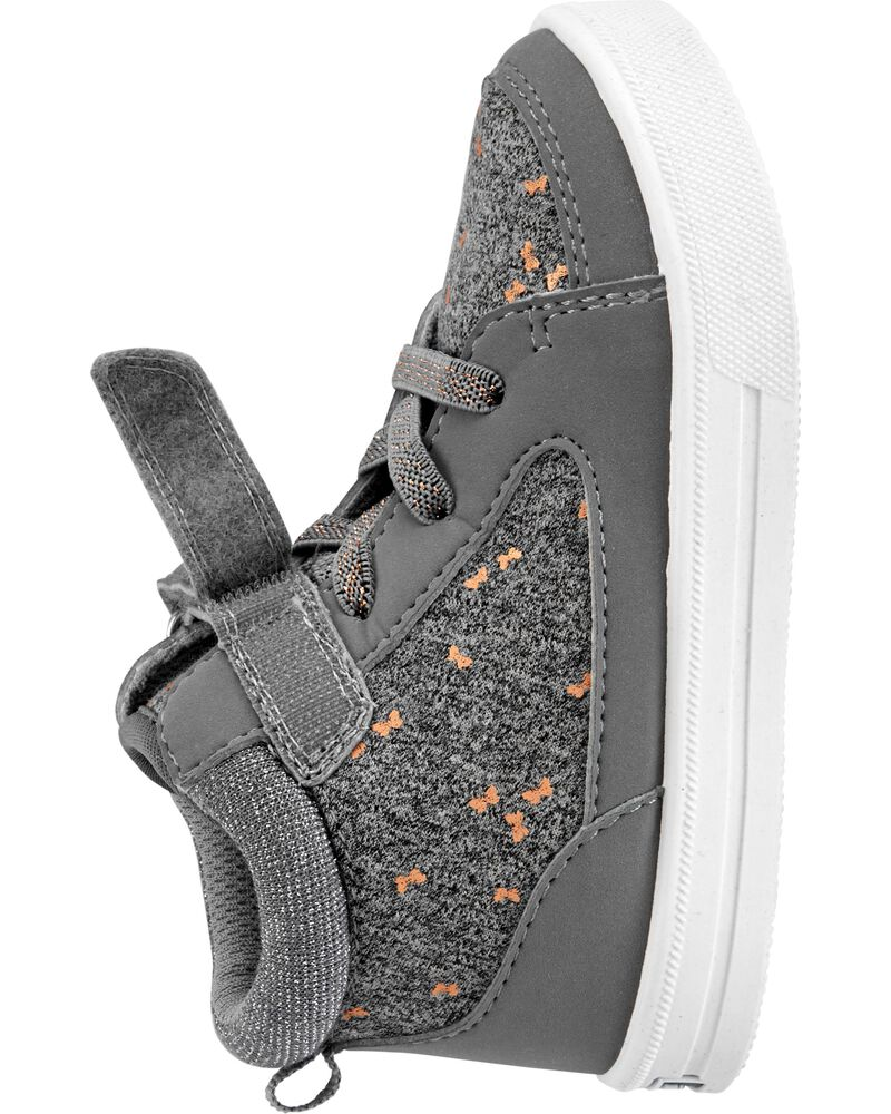 Sparkle Butterfly High Tops, , hi-res
