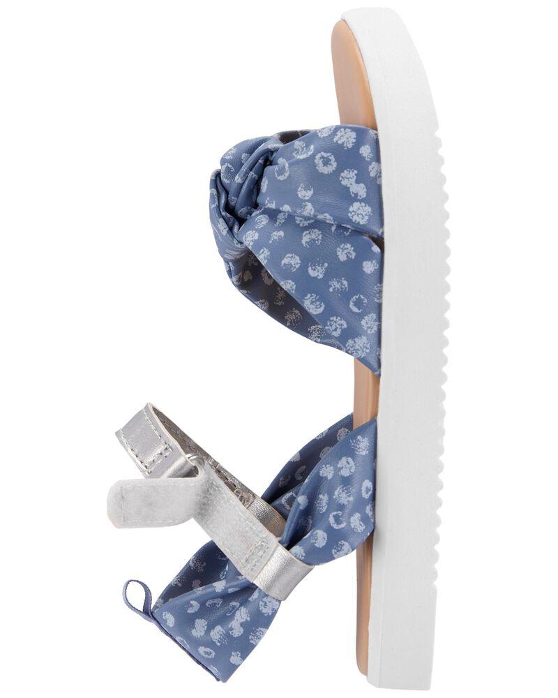 Chambray Sandals, , hi-res