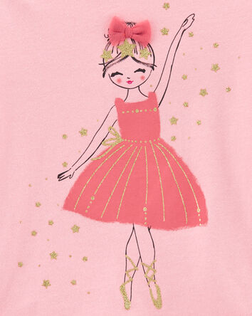 Ballerina Jersey Tee