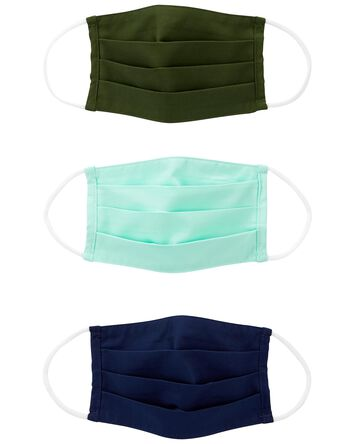 3-Pack Face Masks