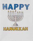 2-Piece Hanukkah 100% Snug Fit Cotton PJs, , hi-res