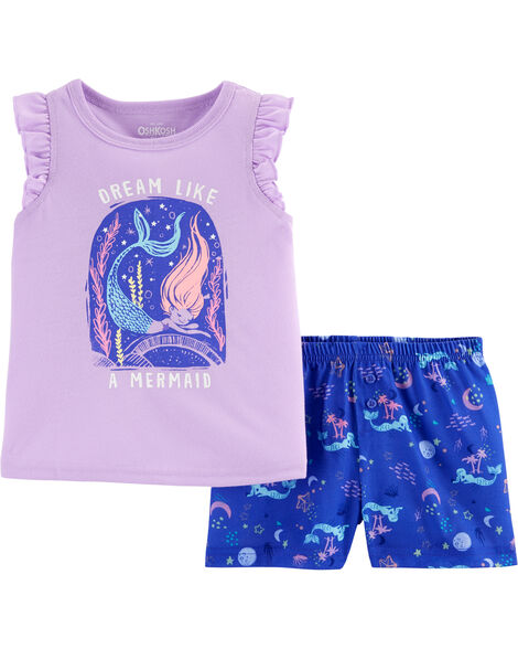 Mermaid PJs