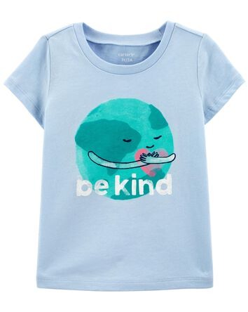 Earth Be Kind Jersey Tee