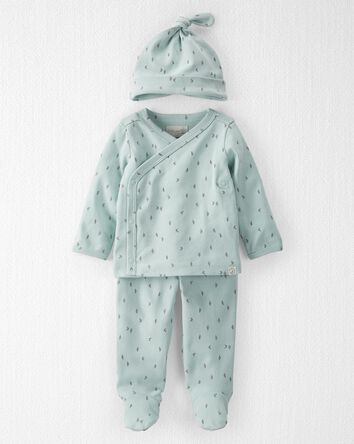 3-Piece Organic Cotton Coming Home...
