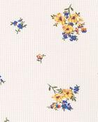 Floral Thermal Bodysuit, , hi-res
