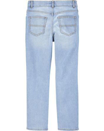 Stretch Rip and Repair Jeans - Slim...