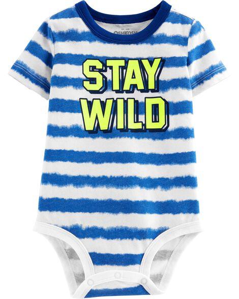 Stay Wild Bodysuit