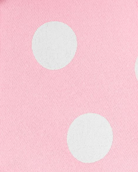 3-Piece Polka Dot Little Vest Set