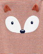 Fox Long-Sleeve Bodysuit, , hi-res