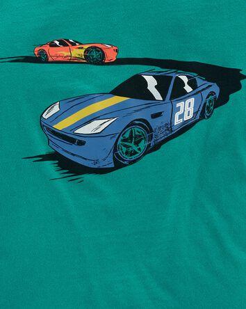 Race Car Jersey Tee