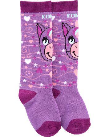 Kombi Charlotte The Unicorn Socks