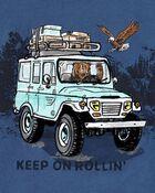 T-shirt Keep on Rollin', , hi-res