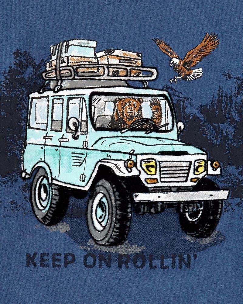 Keep on Rollin' Tee, , hi-res