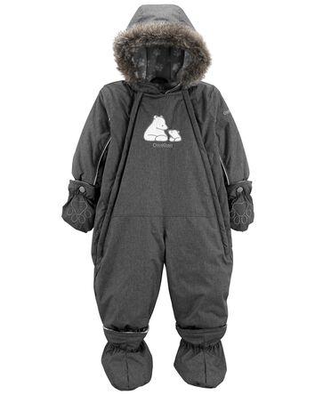 Infant 1-Piece Snowsuit