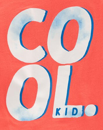 T-shirt en jersey cool