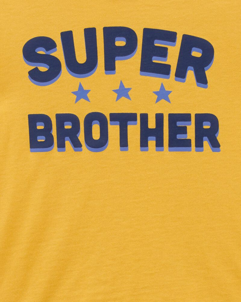 T-shirt en jersey Super Brother , , hi-res