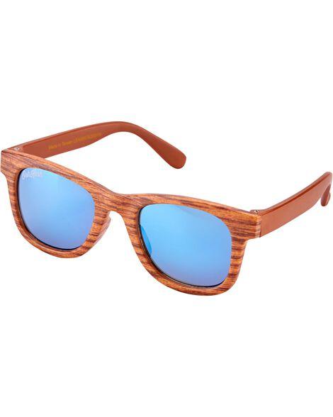 Classic Wood Sunglasses