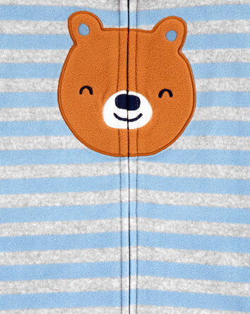 Bear Fleece Sleep Bag