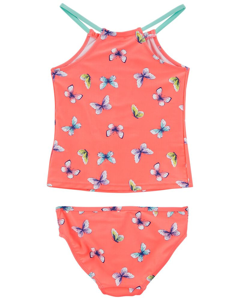 Butterfly 2-Piece Tankini, , hi-res