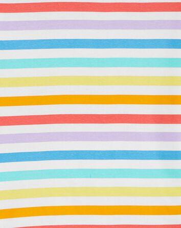2-Piece Adult Rainbow 100% Snug Fit...