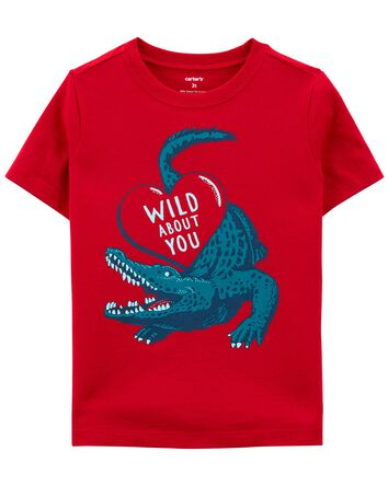 T-shirt Wild About You