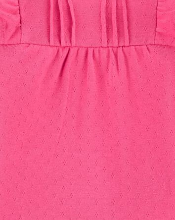 2-Piece Ruffle Bodysuit Pant Set