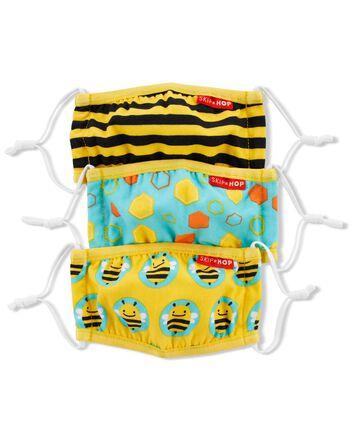 ZOO® Kids' Face Masks – Bee