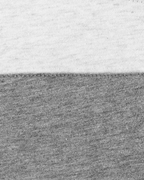 Striped Jersey Tee
