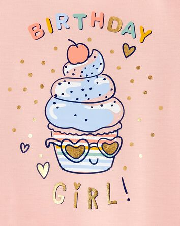 Birthday Girl Matching Nightgown &...
