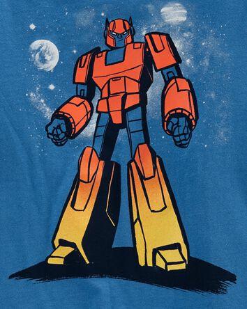 T-shirt en jersey Transformer