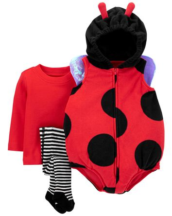 Little Ladybug Halloween Costume