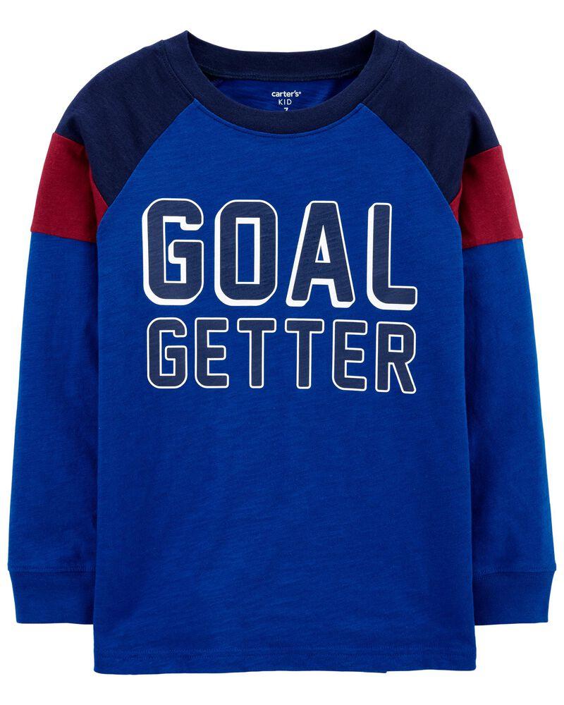 Goal Getter Slub Jersey Tee, , hi-res