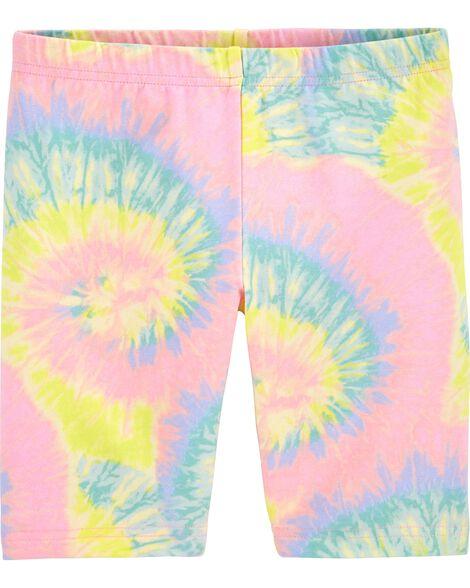 Tie-Dye Playground Shorts