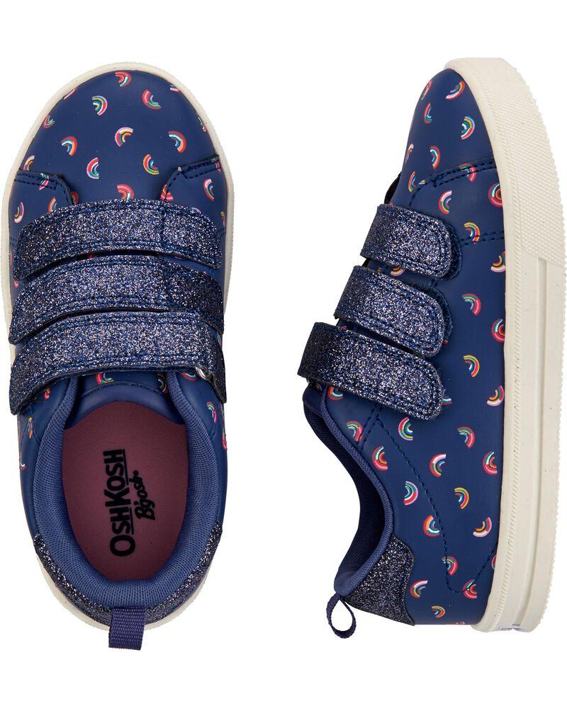 Rainbow Triple Strap Sneakers, , hi-res