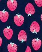 Strawberry Jersey Top, , hi-res